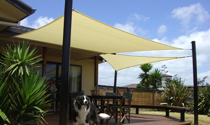 Outdoor Tensile Sheds